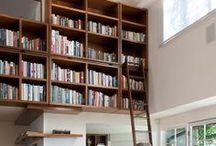 Bookshelves / by Irene Corcoran