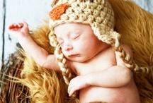 Baskets of Babies / Cute Babies in Baskets