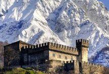 Castles  / by Irene Corcoran
