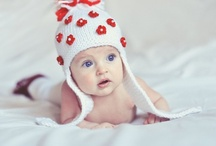 Super cute baby hats / by Baby Pics