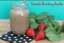 FOOD : Smoothies / Recipes for the perfect smoothie.