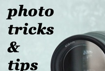PHOTOGRAPHY : tips / Learning how to take better pictures