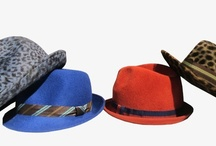 Anthony Peto / Anthony Peto's hats are known for their extraordinary classical construction complemented by distinctly modern flares and fabrics. Each hat is handmade at the Peto atelier in Paris to ensure the highest standards for fit and quality. / by ModeWalk.com