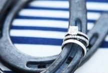 Gettin' Hitched In Horsey Style / For the equestrian-themed wedding of your dreams!