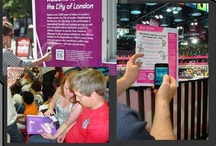 QR Codes at the Olympics  / London Calling - for QR Codes.