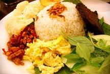 Indonesian Food is Divine / Gado Gado and other Indonesian food we love.  So many divine regional dishes - so little time! / by Gado Gado Atlanta