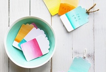 DIY Gift Inspiration / All the things that I plan to make one day. You may get one of these gifts for your next birthday! / by Liv M