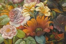 Art - Florals & Fruits & Things / What talent this people have/had!! / by Jeanne Tims Ross