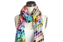 Scarf Mania / I absolutely love scarves. I believe that you can never have enough and in addition to looking pretty, they also keep me warm. If it has stripes or polka dots, even better! / by Liv M