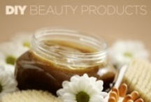 Homemade Beauty Products / by Cindy Lombardo