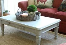 DIY : Coffee table