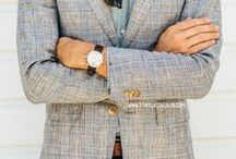 Hubby Style / by Tasteful Tatters