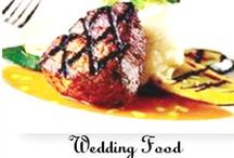 Wedding Food and Drinks