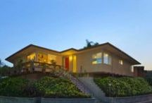 Mid-Century Modern Home Obsession / Sleek architectural wonders in L.A. / by Vanessa Yan