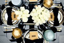 Wedding Centerpieces and Tables