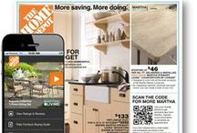 Retail / ScanLife technology used to enhance mobile engagement in the retail industry.