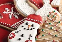 Christmas Cookie Platter / by Dena Miller