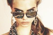 "Cara Delevingne / Everything Cara Delevingne- fashion's biggest ""it"" girl.  / by The Fashion Spot"