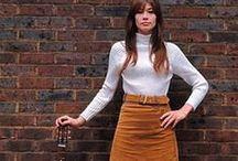 It's a mod, mod world we live in... / favorite 60s styles & inspirations