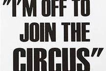 Circus & Acrobatics & Dance Words