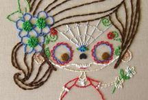 Embroidery and Stitching