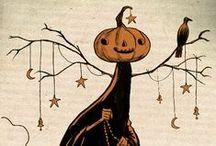 Hallooooweeeeeen / A board for all things spooky