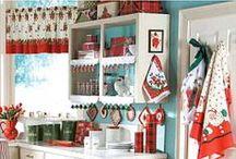 June Cleaver / 1950's Retro Kitchen. / by Missy Reeder