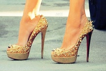 Shoes!  / by Serena