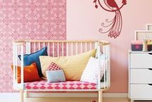 Kids Room and Nursery Design Ideas / Get inspired by our favorite ideas for decorating a kids bedroom and design your child's room that's gender-neutral and super stylish.