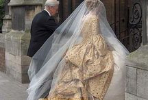 Not Ordinary Weddings / I love wedding dresses.  They are as close to a costume that an average person will ever wear!