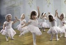 Tiny Dancers / by All About Dance