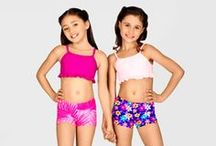 Summer Dance Shorts / Dance shorts galore in every color, shape, and size to keep you cool this summer dance season. / by All About Dance