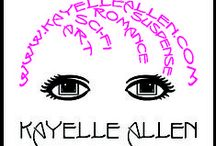Meet The Founder / Kayelle Allen is the founder of MFRW. This board contains information, photos and awards hanging on her walls. Get to know her better by perusing this board. She has a fascinating presence. / by Marketing For Romance Writers (MFRW)