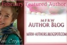 MFRW Book Spotlights / A Board Dedicated to Authors' Book Spotlights and Featured Authors on the MFRW Author Blog. http://mfrw-authors.blogspot.com/ / by Marketing For Romance Writers (MFRW)