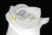 Diamond Halo Jewelry  / by Engagement Rings