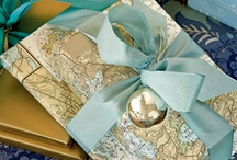 Maps & Globes Recycle / by Very Merry Vintage Style {Mary Hastings}