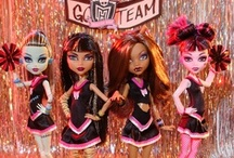 Monster High / by Boston Red Lox