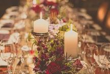 || S + J = <3 | Our Holiday Wedding || / Our winter wedding! Rustic, elegant, holiday theme decorations at an Austin ranch. / by Jennifer Stafford
