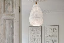LIGHTING - HANGING / pendants and chandeliers