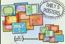 Daily 5/Reader's Workshop / by Denise Christine