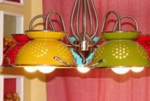 LIGHT up my life. / Lights, Lamps, Chandeliers..... / by Missy Reeder