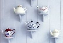 I'm a little TEAPOT. / Creamers. Pitchers. Teapots OH MY! / by Missy Reeder