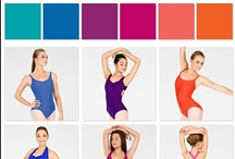 Spring Color Trends / Vibrant dancewear in all the wonderful colors of spring! / by All About Dance