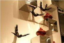 Wall Decor Ideas / Naked wall? No worries - express yourself!