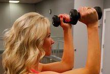 || Workouts || / by Jennifer Stafford
