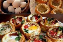 Desayunos / Ideas para que la primero hora de la mañana tengas una gran dosis de energía.
