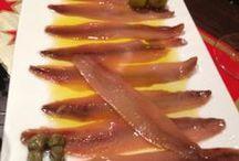 De tapas por Madrid. / Una selección de pequeños restaurantes, bares y tapas de Madrid con encanto