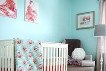 Nursery and Home Ideas