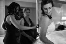 Black and White Wedding Photos / A collection of stunning black and white wedding photos for your Central Coast, Hunter Valley and Newcastle weddings.