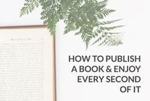 Publishing / How to publish a book--advice from a Literary Agent